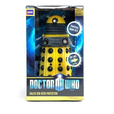 "Seven20 Doctor Who Yellow Dalek 8"" USB Desk Protector Figure"