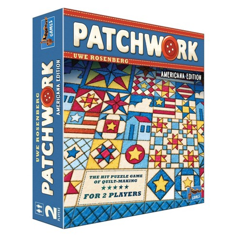 Asmodee Patchwork Americana Board Game - image 1 of 4