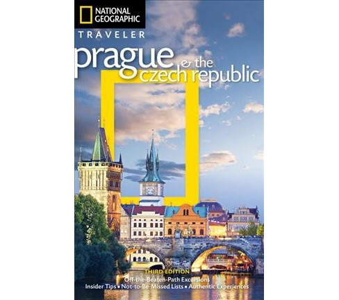 National Geographic Traveler Prague and the Czech Republic (Paperback) (Stephen Brook) - image 1 of 1