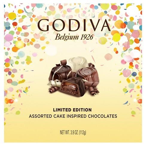 Godiva Assorted Cake Truffles 3.8oz - image 1 of 1