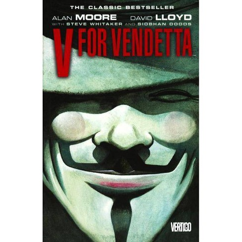 V for Vendetta - by  Alan Moore (Hardcover) - image 1 of 1