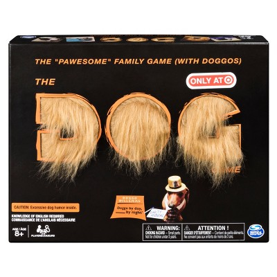 The Dog Game, Hilarious Family Game with Doggos, for Ages 8 and Up