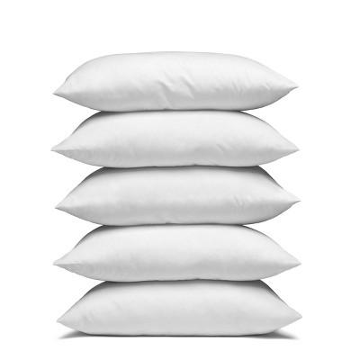 Medium Density Bulk Pack Down Alternative Bed Pillow - Bokser Home Hospitality