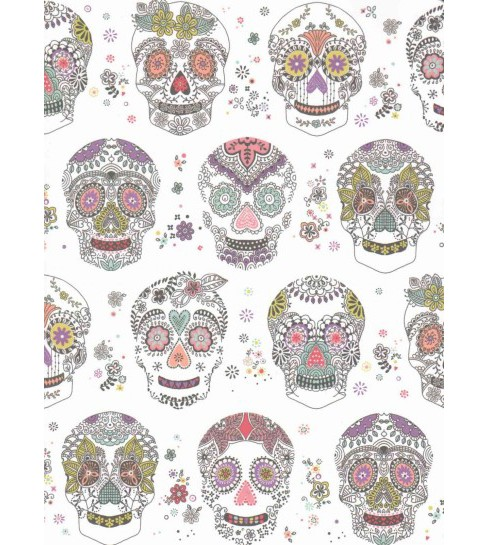 Sugar Skulls Journal (Hardcover) - image 1 of 1