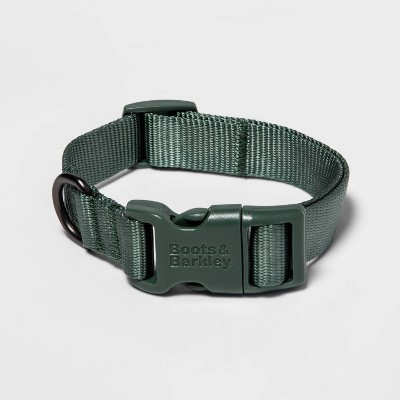 Basic Dog Collar with Color Matching Buckle - Boots & Barkley™