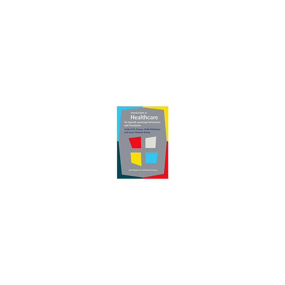 Introduction to Healthcare for Spanish-Speaking Interpreters and Translators (Paperback) (Ineke H. M. This book is based on the very popular international publication (Crezee, 2013) and has been supplemented with Spanish glossaries. Just like the 2013 textbook, this practical resource will allow interpreters and translators to quickly read up on healthcare settings, familiarizing themselves with anatomy, physiology, medical terminology and frequently encountered conditions, diagnostic tests and treatment options. It is an exceptionally useful and easily accessible handbook, in particular for interpreters, translators, educators and other practitioners working between Spanish and English. A special chapter on the US insurance system adds even more value for those in the US. The extensive English-Spanish glossaries will be very useful to Spanish speaking practitioners, and may also be beneficial to those working with other Romance languages, as the Spanish terms may serve as a trigger to help identify cognates. Where terms are most commonly used in a particular part of the Spanish speaking world, an abbreviation has been added to indicate which country it may be found in. This helps ensure that terms reflect usage in different parts of the Americas, and also in Spain.