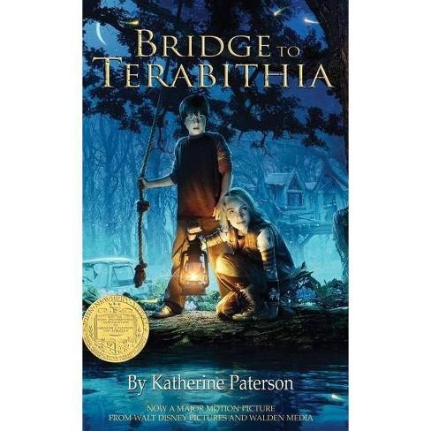 Bridge to Terabithia Movie Tie-In Edition - by Katherine Paterson  (Paperback)