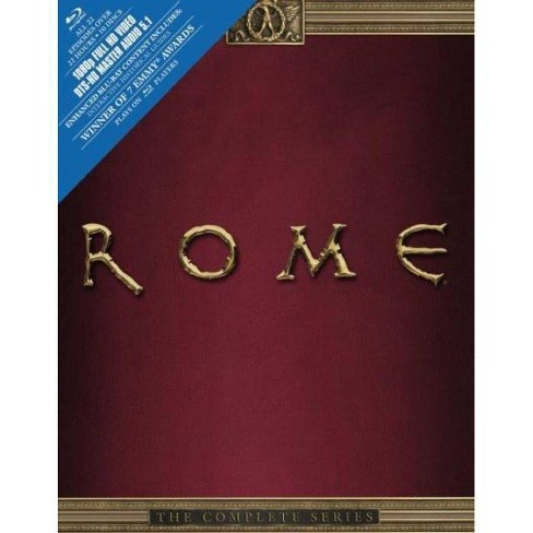 Rome: The Complete Series (Blu-ray) - image 1 of 1