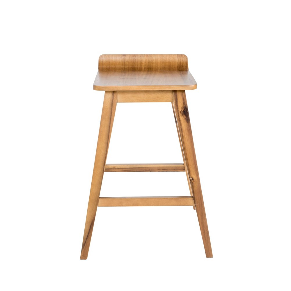 Image of Baylyn Barstools - Adore Décor, Beige