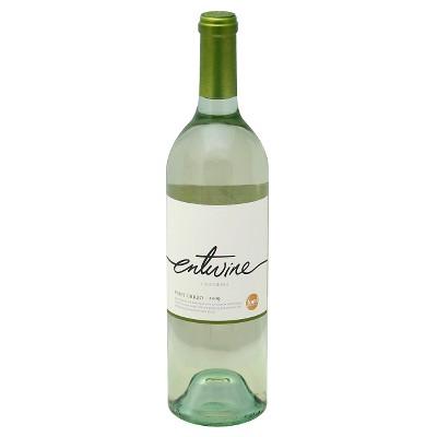 Entwine Pinot Grigio White Wine - 750ml Bottle