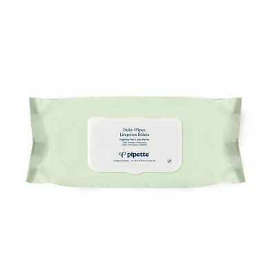 Pipette Baby Wipes - 72ct