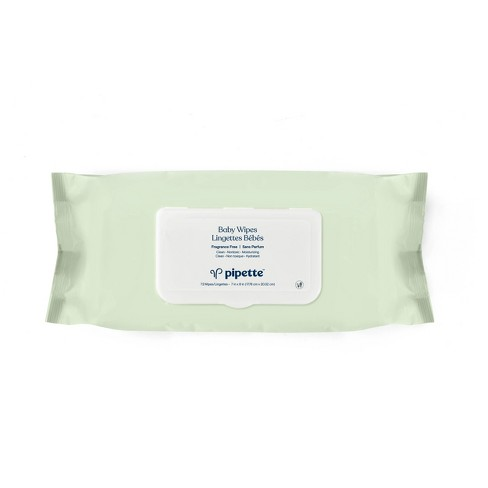 Pipette Baby Wipes - 72ct - image 1 of 3