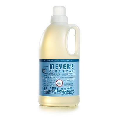Mrs. Meyer's Clean Day Liquid Laundry Detergent - Rain Water - 64 fl oz