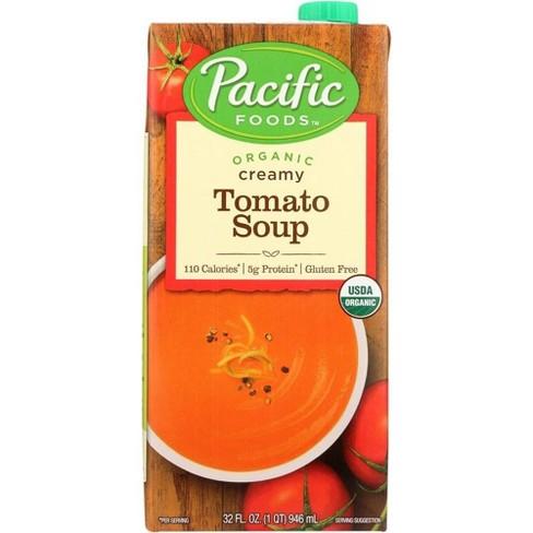 Pacific Foods Organic Creamy Tomato Soup - 32oz - image 1 of 4