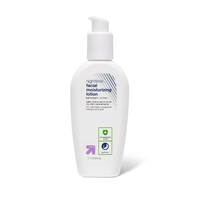 PM Facial Moisturizing Lotion - 3 fl oz - up & up™
