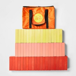 Stained Warm Colors Tumbling Towers - Sun Squad™
