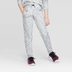 Girls' Plush Fleece Slim Fit Jogger Pants - C9 Champion®