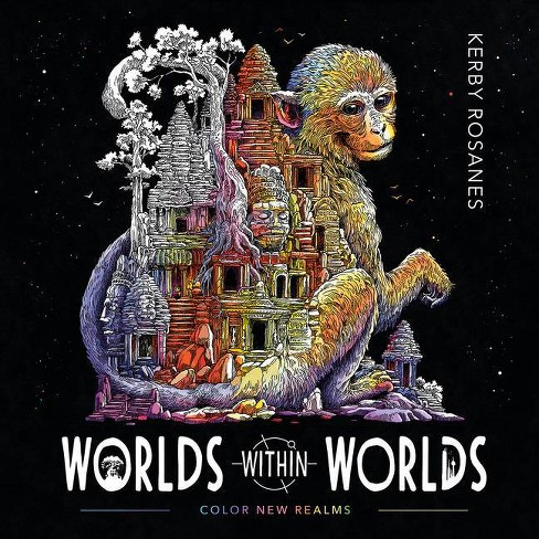 Worlds Within Worlds By Kerby Rosanes (Paperback) - image 1 of 1