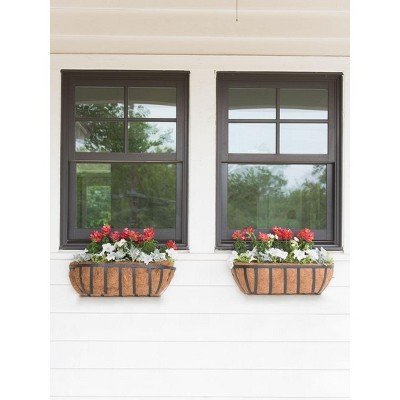 AquaSav™  Oxford Window and Deck Planter 36in - PRIDE GARDEN PRODUCTS