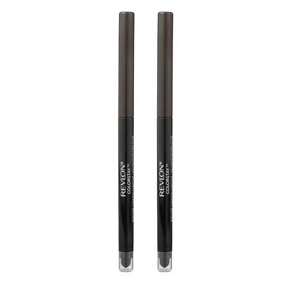 Revlon ColorStay Waterproof Eyeliner with Built-in Smudger - 0.02oz/2ct