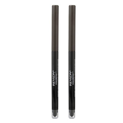 Revlon ColorStay Waterproof Eyeliner With Built-in Smudger - 0.02oz/2ct - image 1 of 3