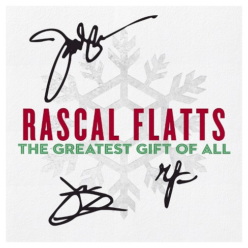 Rascal Flatts - The Greatest Gift Of (Autographed Booklet) - image 1 of 1