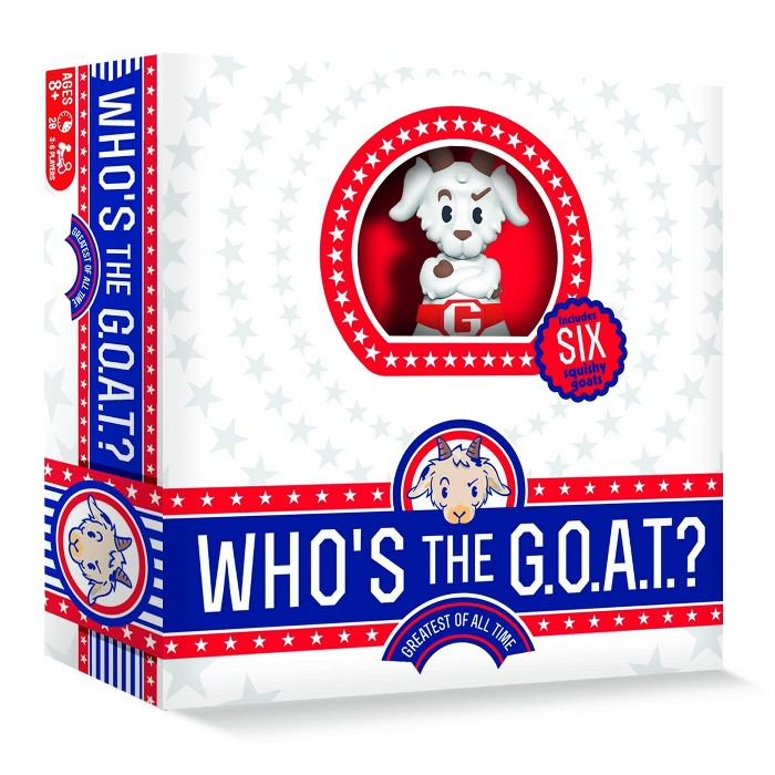Who's The G.O.A.T.? Game : Target