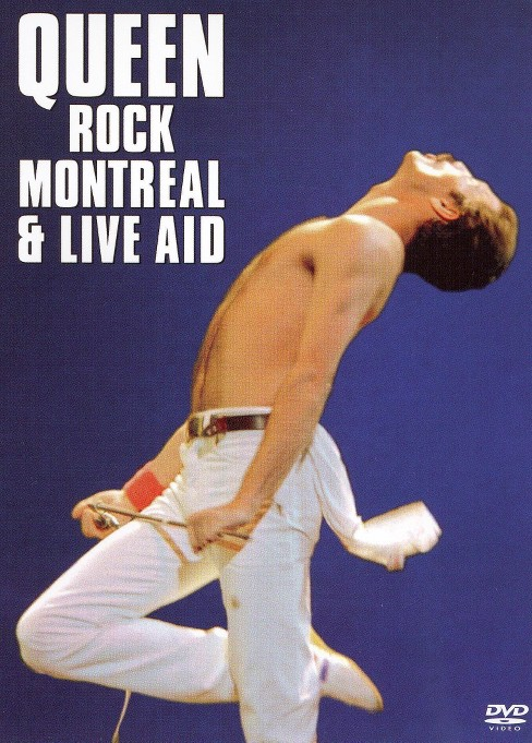 Queen rock montreal & live aid (DVD) - image 1 of 1