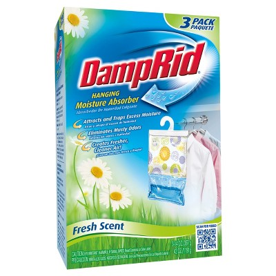 Moisture Absorbers Damp Rid Off White
