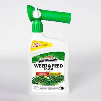 32 fl oz Ready-to-Spray Weed & Feed - Spectracide