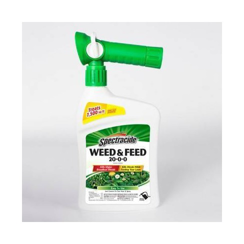 32 fl oz Ready-to-Spray Weed & Feed - Spectracide - image 1 of 4