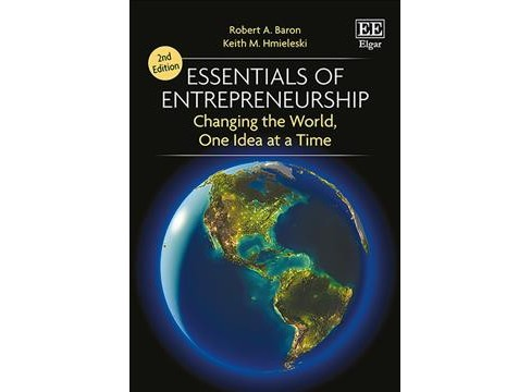 Essentials of Entrepreneurship : Changing the World, One Idea at a Time -  (Hardcover) - image 1 of 1