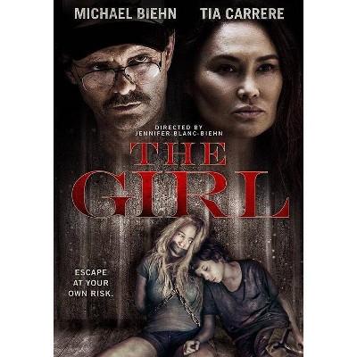 The Girl (DVD)(2017)