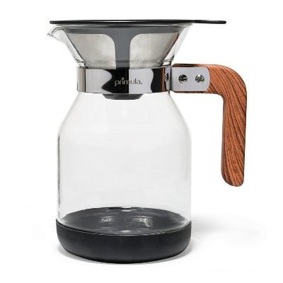 Primula 4-Cup Coffee Maker - Brown