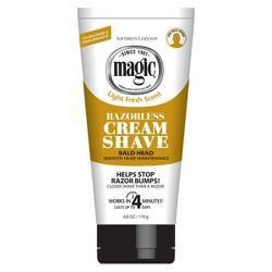Magic Fragrant Shaving Powder Gold Target