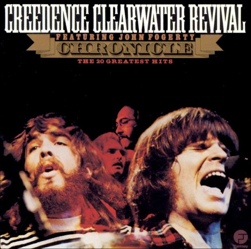 CCR (Creedence Clearwater Revival) - Chronicle, Vol. 1 (Vinyl) - image 1 of 1