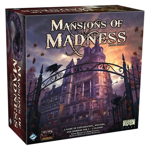 Fantasy Flight Games Mansions of Madness Board Game - image 1 of 3