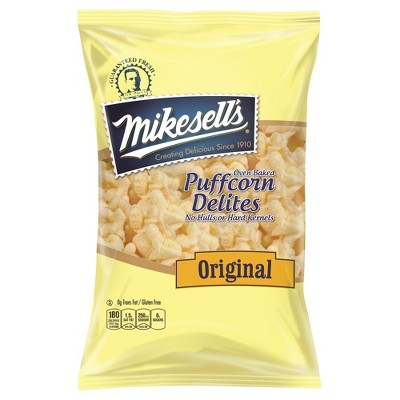 Mikesell's Original Oven Baked Delites Puffcorn - 5.5oz