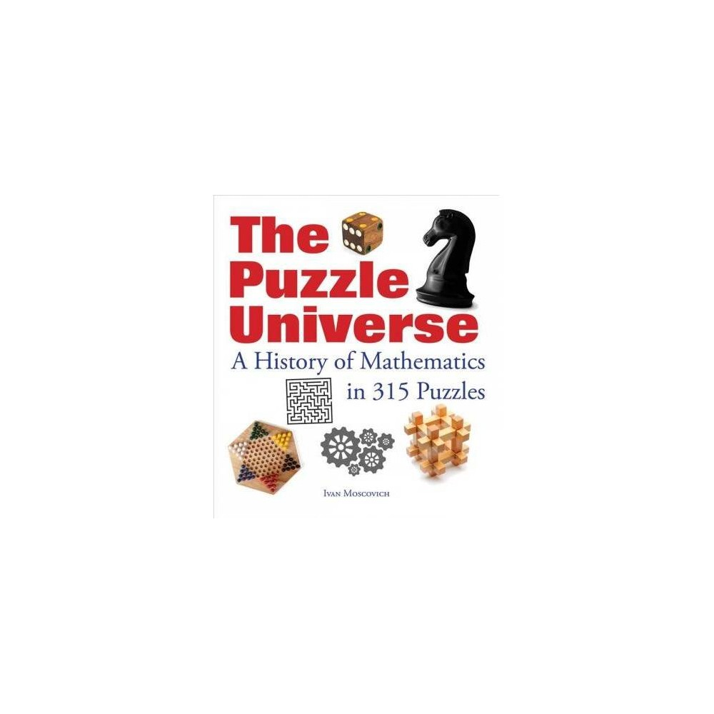The Puzzle Universe - by Ivan Moscovich (Paperback)