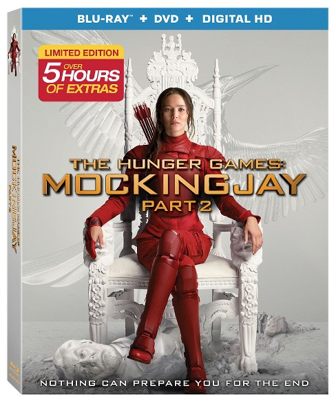 Mockingjay Part 2 (The Hunger Games) (Blu-ray/DVD) - image 1 of 1