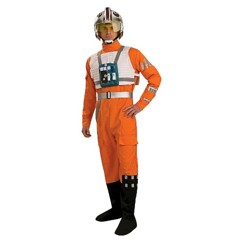 Star Wars X-Wing Fighter Pilot Adult Costume - image 1 of 1