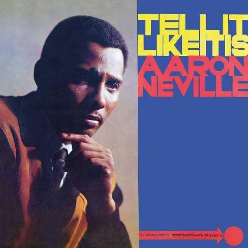 Aaron Neville - Tell It Like It Is (Vinyl) - image 1 of 1