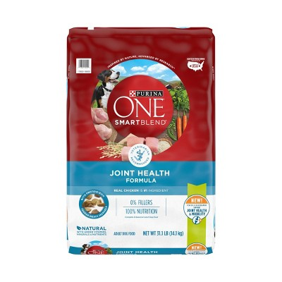 Purina ONE Joint Health Dry Dog Food - 31.1lbs