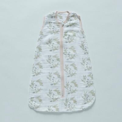 Patina Vie Sleepsack 100% Cotton Wearable Blanket - Bunnies