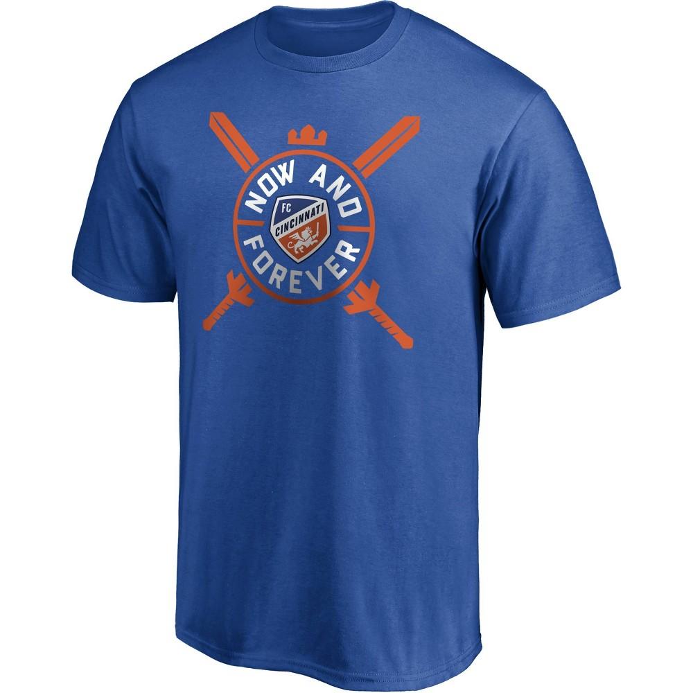 Mls Fc Cincinnati Men 39 S Hometown T Shirt M