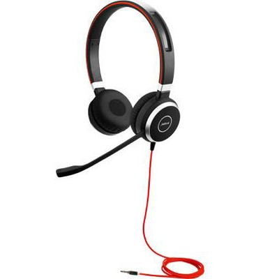 Jabra Evolve 40 Replacement Headset Stereo 14401-10