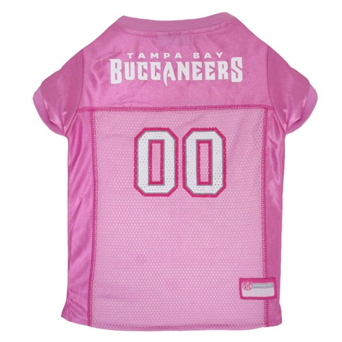 5f3e69e56 NFL Pets First Pink Pet Football Jersey - Tampa Bay Buccaneers. Shop all NFL