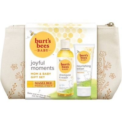 Burt's Bees Baby and Mom Gift Set - 14.15oz