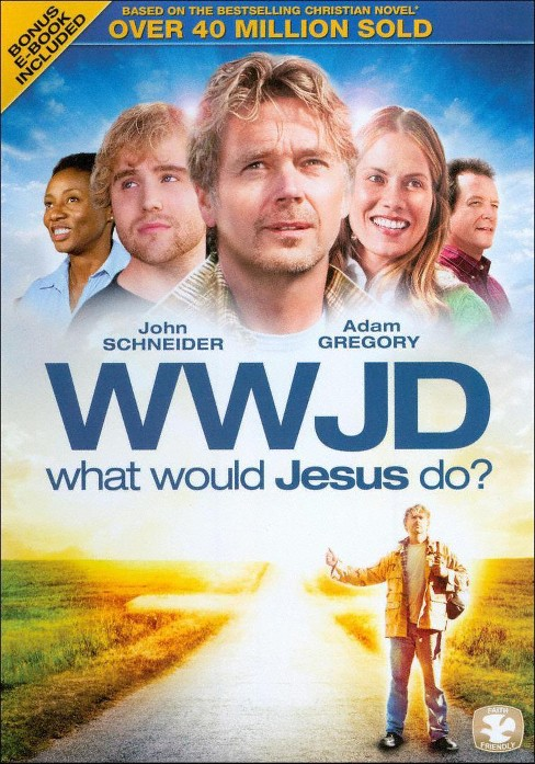 What would jesus do (DVD) - image 1 of 1