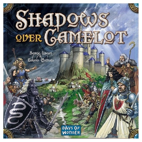 Shadows Over Camelot Game - image 1 of 1